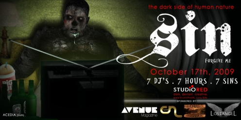 Sin - A Halloween Event - Acedia (Sloth)